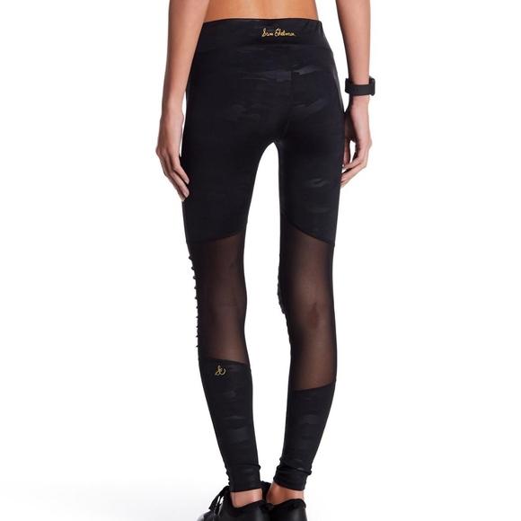 26b97afc72395 Sports & Outdoors Sam Edelman Womens Embossed Camo Moto Legging Leggings  Tights & Leggings